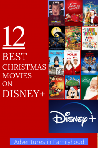 12 best christmas movies on disney+
