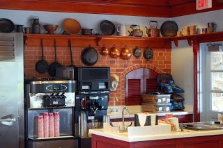 Sleepy Hollow Refreshments Kitchen