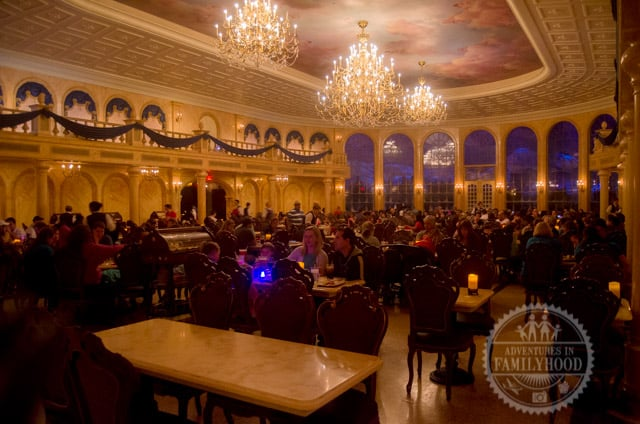 Be Our Guest Restaurant in Disney's Magic Kingdom