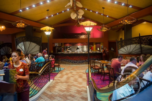 Kona Cafe at Disney's Polynesian Village Resort