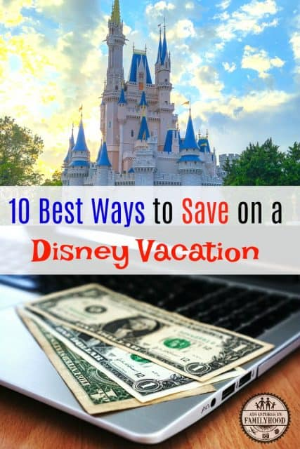 Save Money on a Disney Vacation