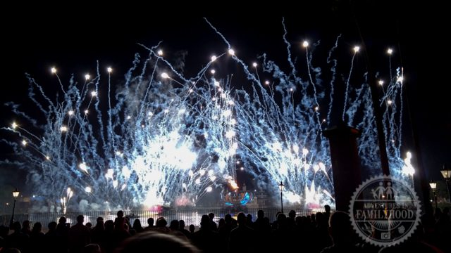 IllumiNations Night Time Spectacular Fireworks at Epcot