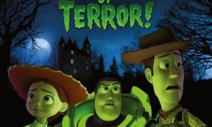 Toy Story of Terror Movie Night