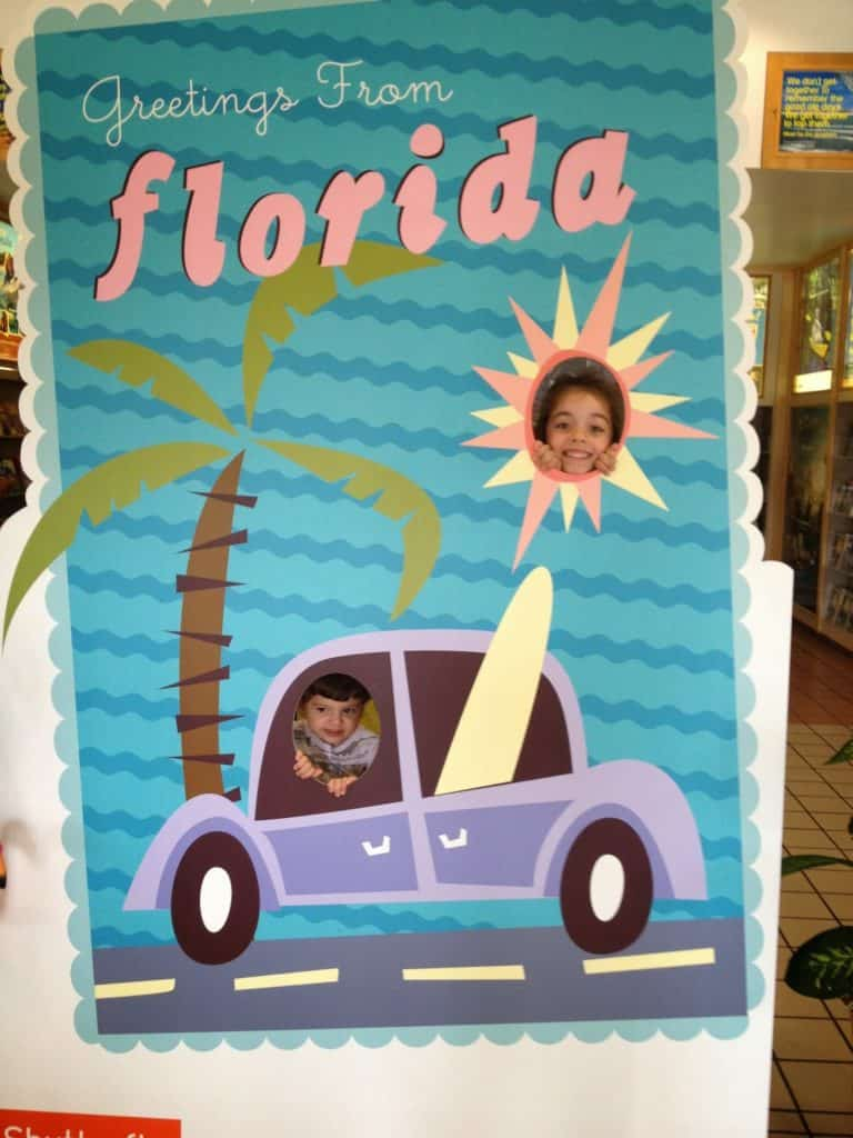Greetings From Florida