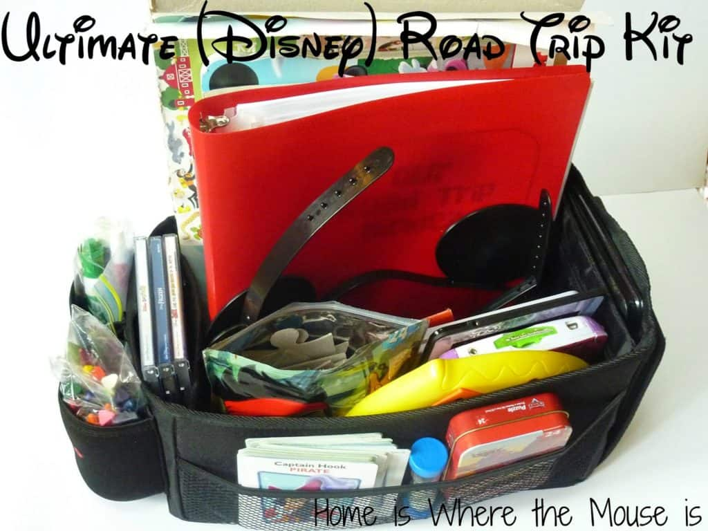 Ultimate Disney Road Trip Kit