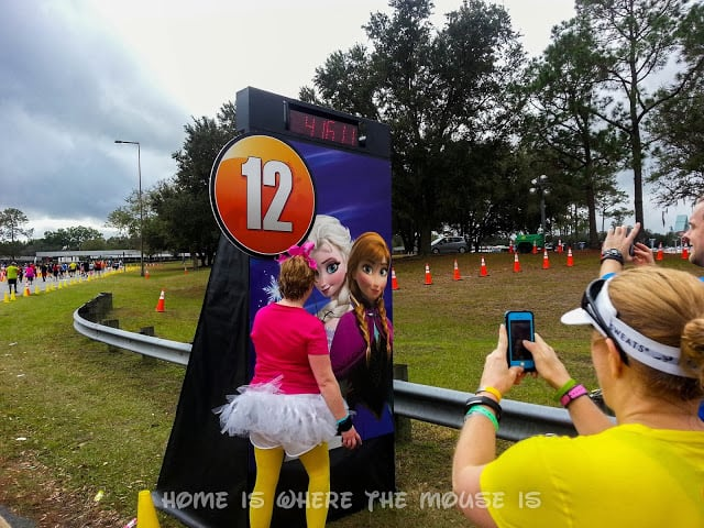 Anna and Elsa on Mile Marker 12