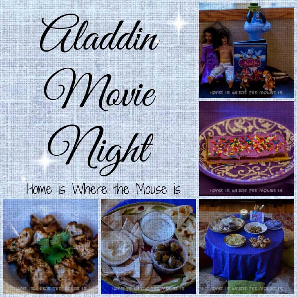 Aladdin Movie Night Adventures In Familyhood