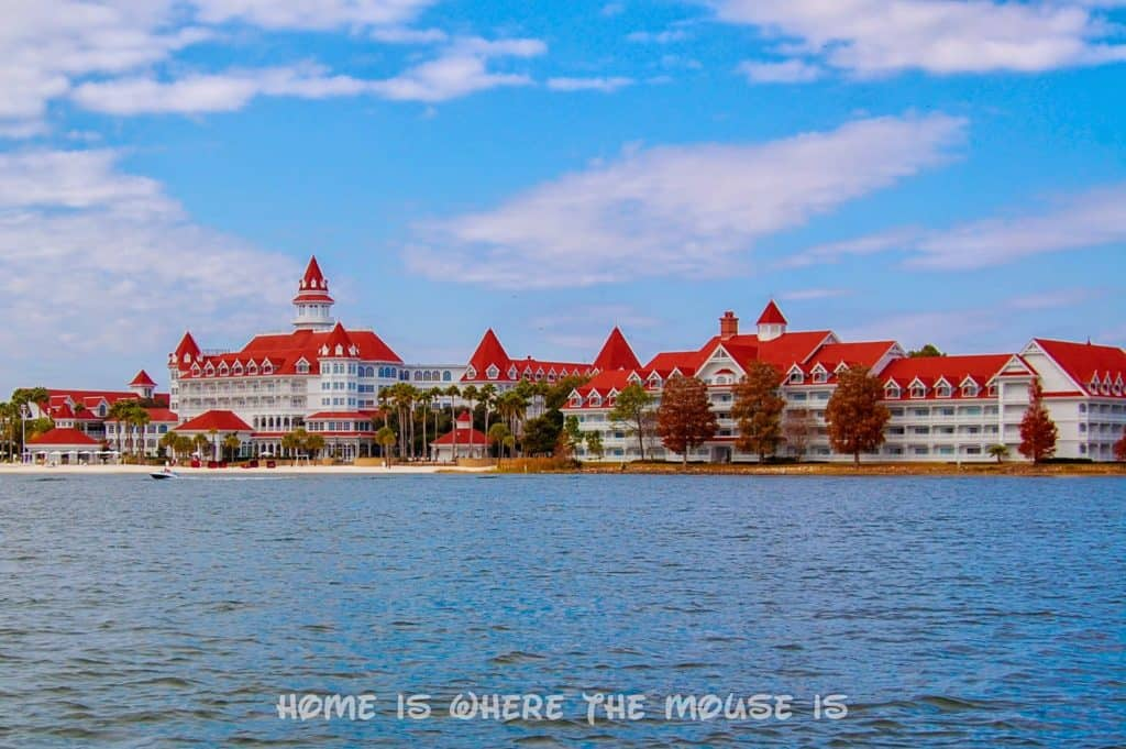 The Grand Floridian Resort & Spa at Walt Disney World Resort
