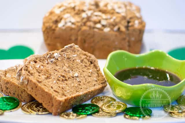 Raglan Road Irish Brown Bread and Guinness Reduction at home