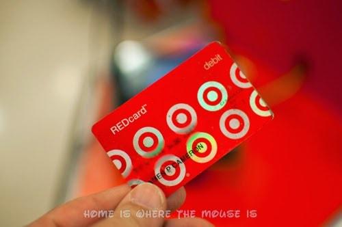 Target Debit REDcard