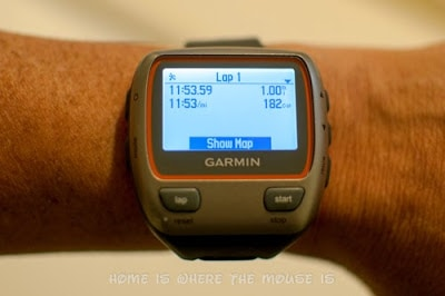 My Garmin Watch is my Training Buddy