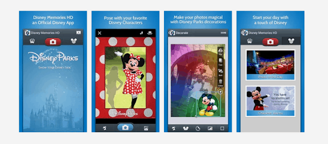 Disney Memories HD is a fun app for any Disney Fan