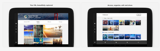 Flickr is the best photo sharing site, in my opinion