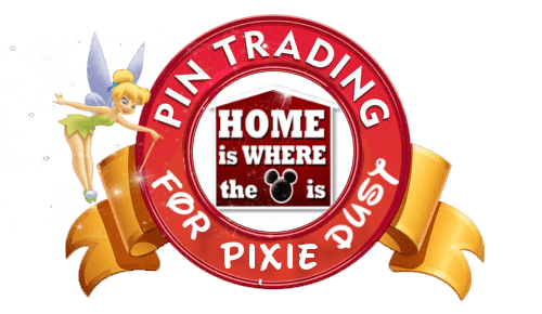 Pin Trading for Pixie Dust | Home is Where the Mouse is