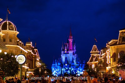 4th of July Fireworks set to begin at Disney's Magic Kingdom