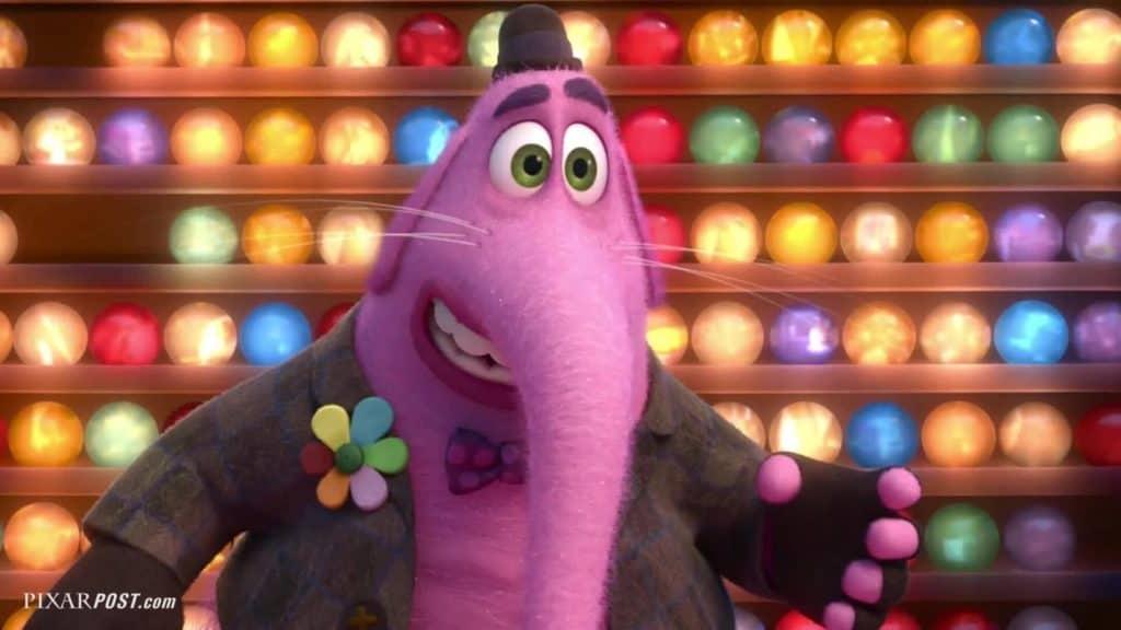 Disney Pixar Inside Out Bing Bong
