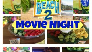 Teen Beach 2 Family Movie Night
