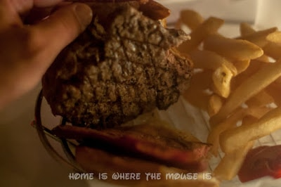 Inside the Famous All-American Picnic Burger