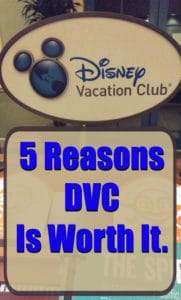 5 reasons to join disney vacation club