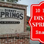 10 best disney springs snacks