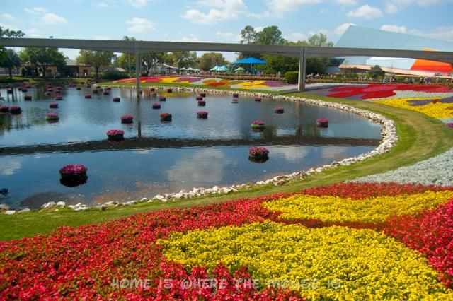 Epcot Flower and Garden Festival