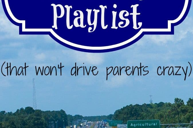 Kids Road Trip Playlist