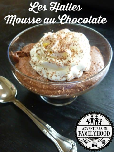 Les Halle Mousse au Chocolat Recipe