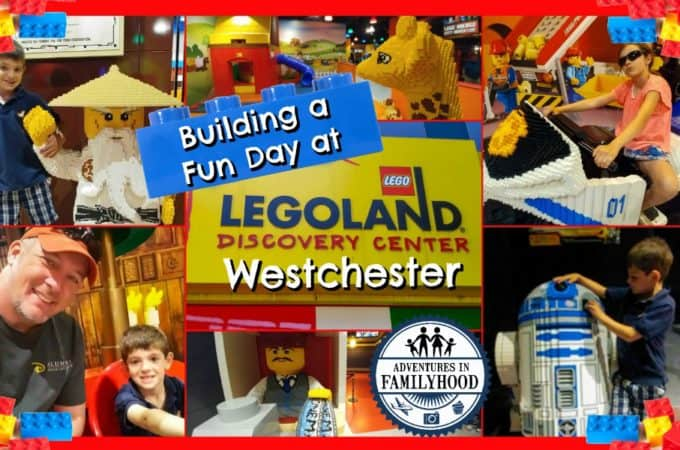 Lego Discovery Center Westchester