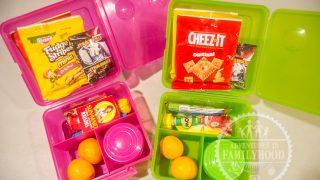 Kids Road Trip Snack Packs