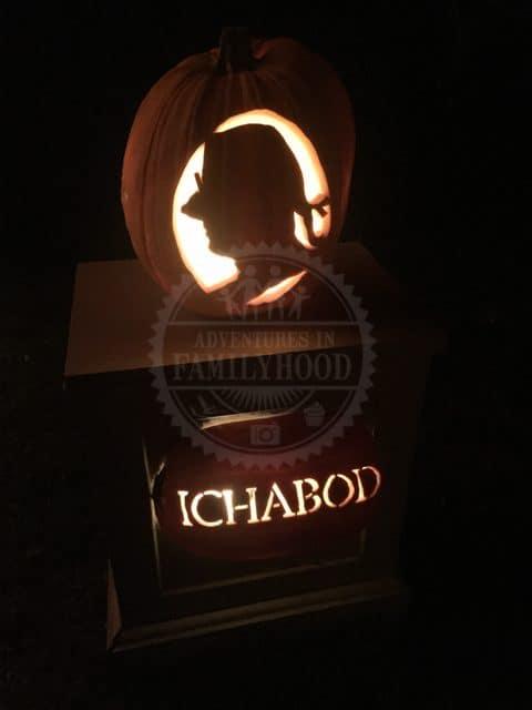 Great Jack O'Lantern Blaze Ichabod Crane
