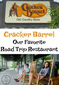 5 Reasons Cracker Barrel is our favorite road trip restaurant