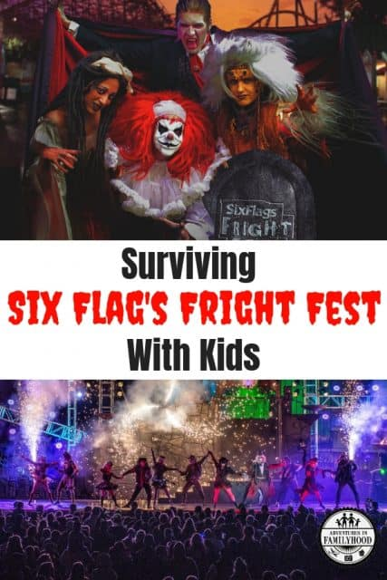 Surviving Fright Fest with Kids