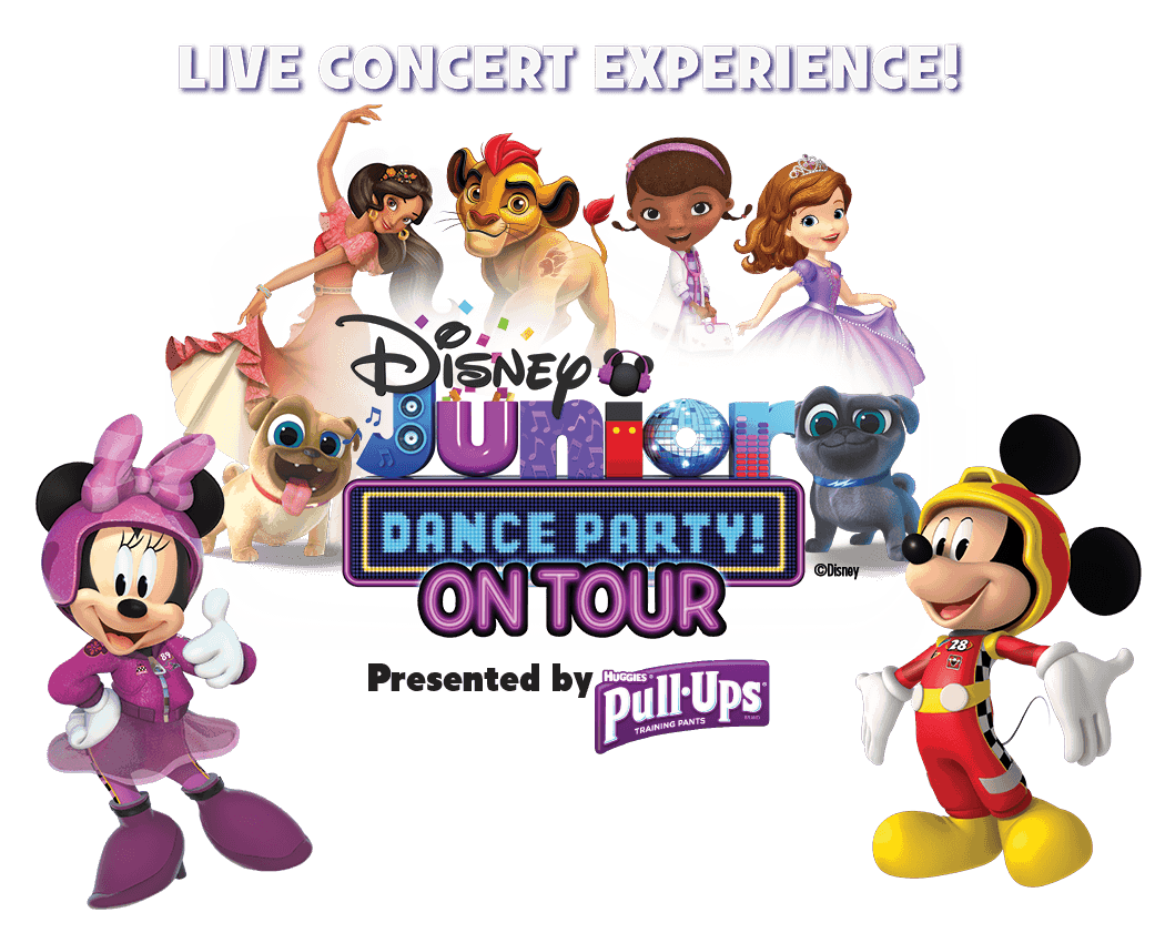 4376cec2bfb Disney Junior Dance Party to Tour U.S. this Spring