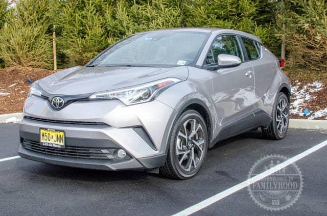 2018 Toyota CH-R Running Errands