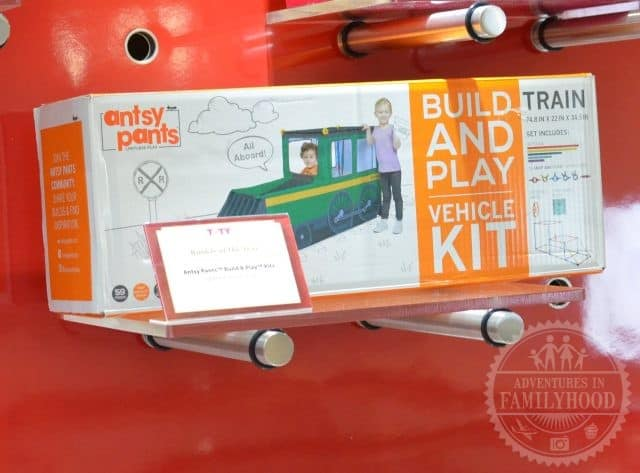 Antsy Pants Build & Play Kits by Beach House Group