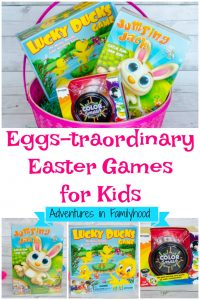 Eggs-traordinary Easter Games for Kids