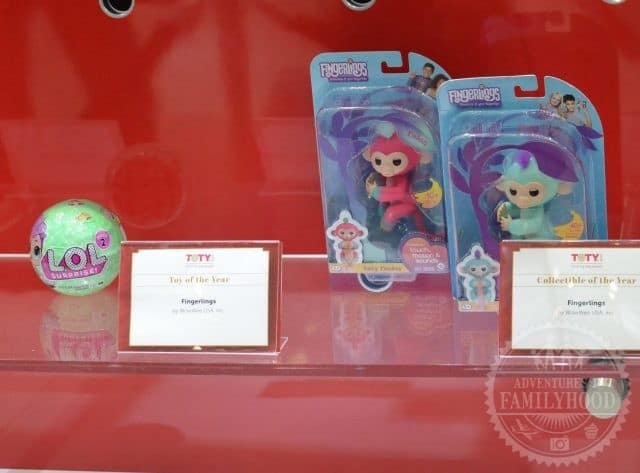 Fingerlings and LOL Surprise Win 2018 Toy of the Year