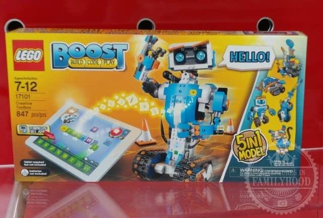 LEGO BOOST Creative Toolbox by LEGO Systems, Inc
