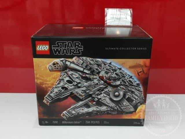LEGO Star Wars Millennium Falcon by LEGO Systems, Inc