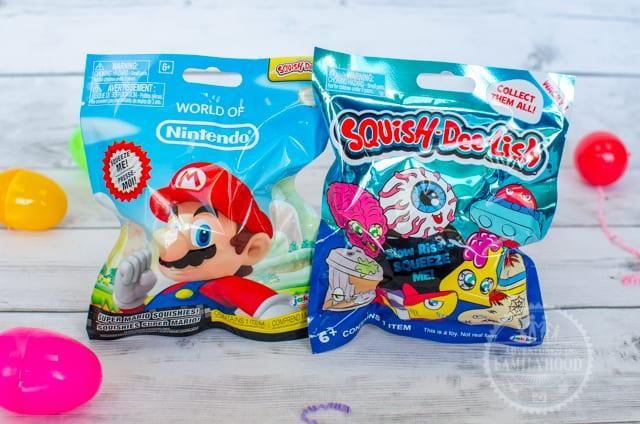 Mario and Wacky Squish-Dee-Lish