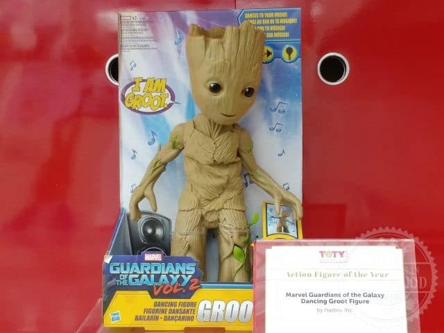 Marvel Guardians of the Galaxy Dancing Groot Figure
