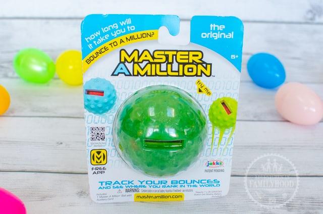 Master A Million Ball