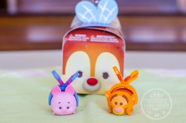 Piglet and Tigger butterfly Tsum Tsum Easter minifigures