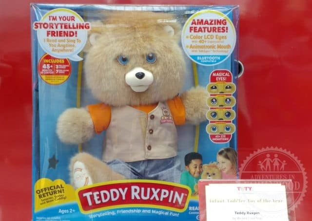 Teddy Ruxpin by Wicked Cool Toys
