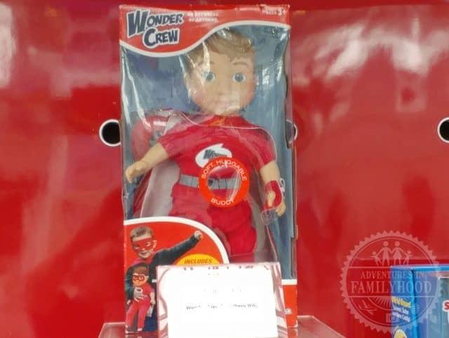 Wonder Crew Superhero Will by PlayMonster