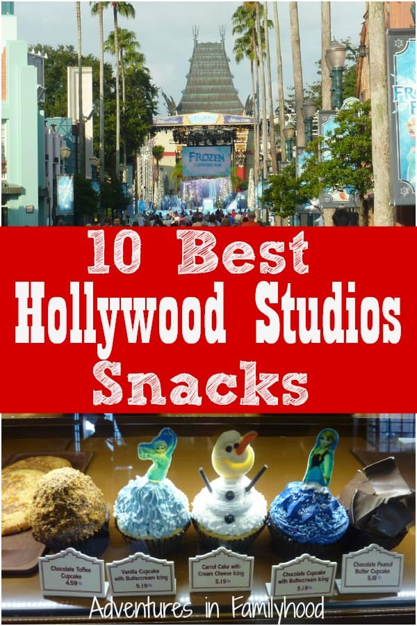 10 Best Disney's Hollywood Studios Snacks