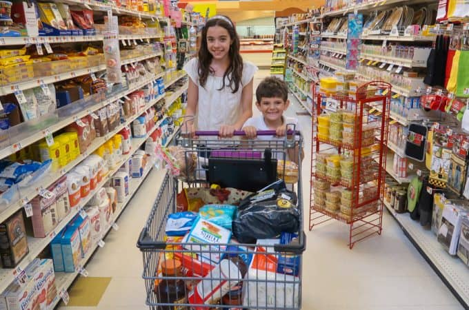 10 Great Grocery Store Games