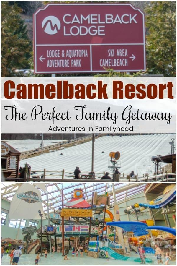 Camelback Resort in the Poconos