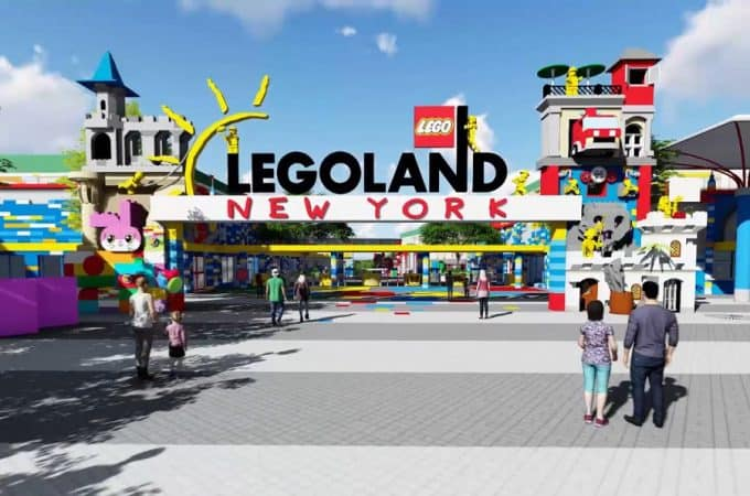 LEGOLAND New York Opening 2020 in Goshen NY