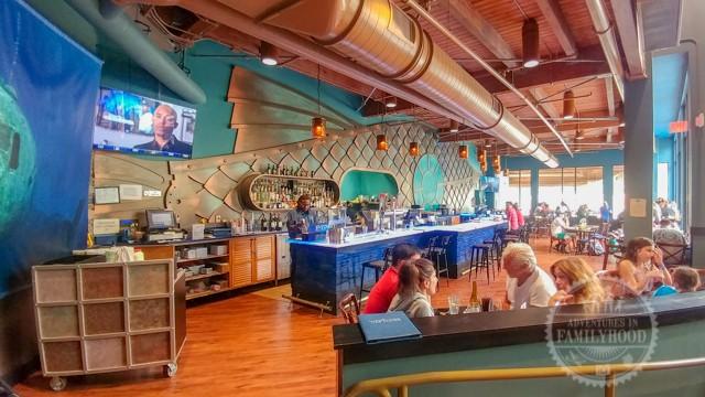 Neptunes Lounge at Camelback Resort